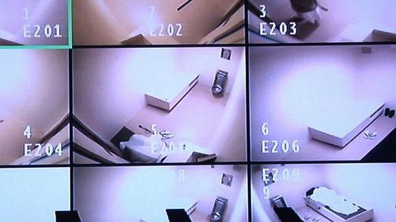 Nadzorne kamere iz američkog vojnog zatvora