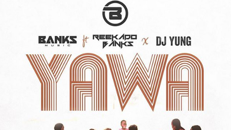 Reekado Banks x DJ Yung in new single 'Yawa' [Instagram/ReekadoBanks]