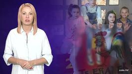 """""""Teleranek"""" porażką TVP1; Marta Wierzbicka o wątku Oli w """"Na Wspólnej"""" - Flesz Filmowy"""