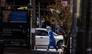 Koronawirus w USA: 779 kolejnych zgonów w stanie Nowy Jork