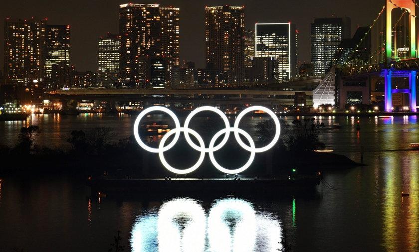 Rozpoczęcie igrzysk olimpijskich w Tokio 23 lipca 2021