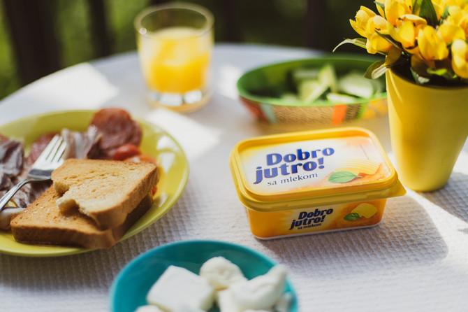 Dobro jutro margarin