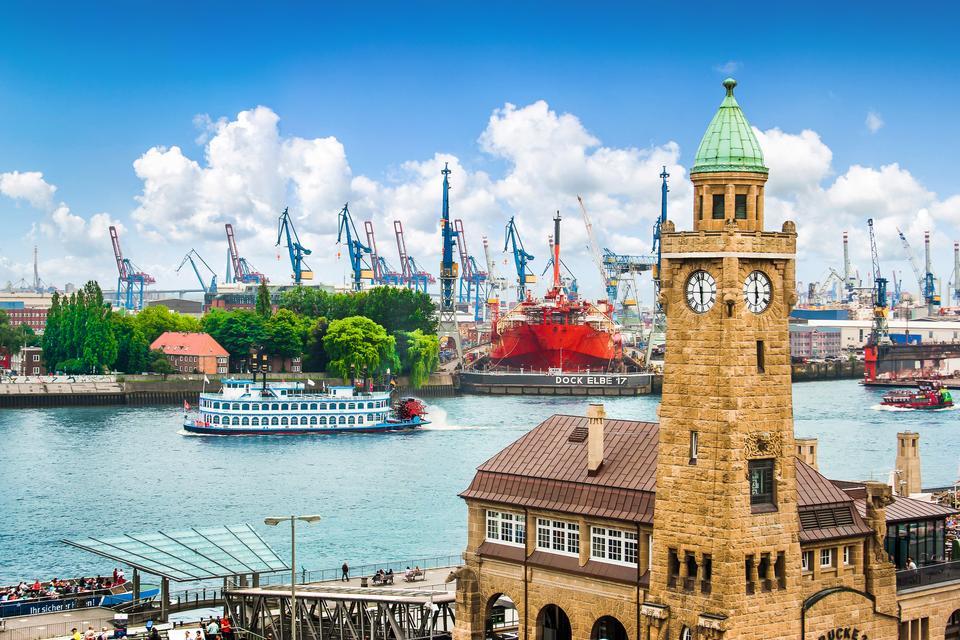 9. Hamburg, Niemcy