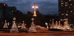 Miasto oszczędza na świątecznym oświetleniu