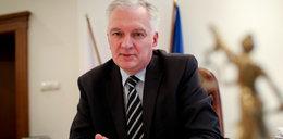 Minister PiS pogroził Kaczyńskiemu