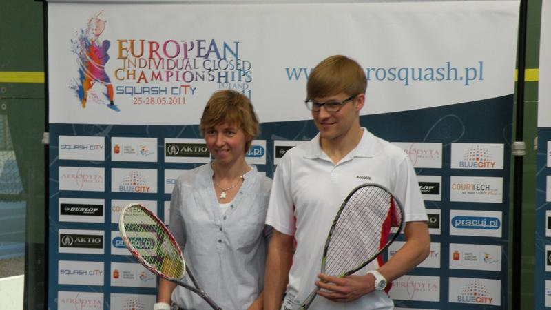 Dominika Witkowska i Wojciech Nowisz