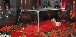 Pogrzeb Kim Dzong Ila 28 grudnia