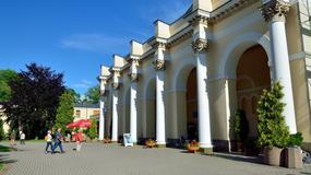 Pierwszy po 13 latach pociąg z Kielc do Buska-Zdroju