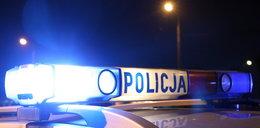 Napad na kantor w Olsztynie. Napastnik postrzelił dwie osoby. Zatrzymano mężczyznę