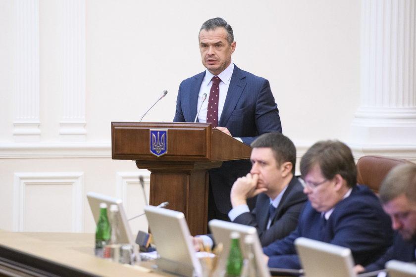 Sprawa Sławomira Nowaka. Ukraina stawia zarzuty