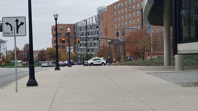 Atak na uczelni w Ohio. Są ranni, napastnik nie żyje