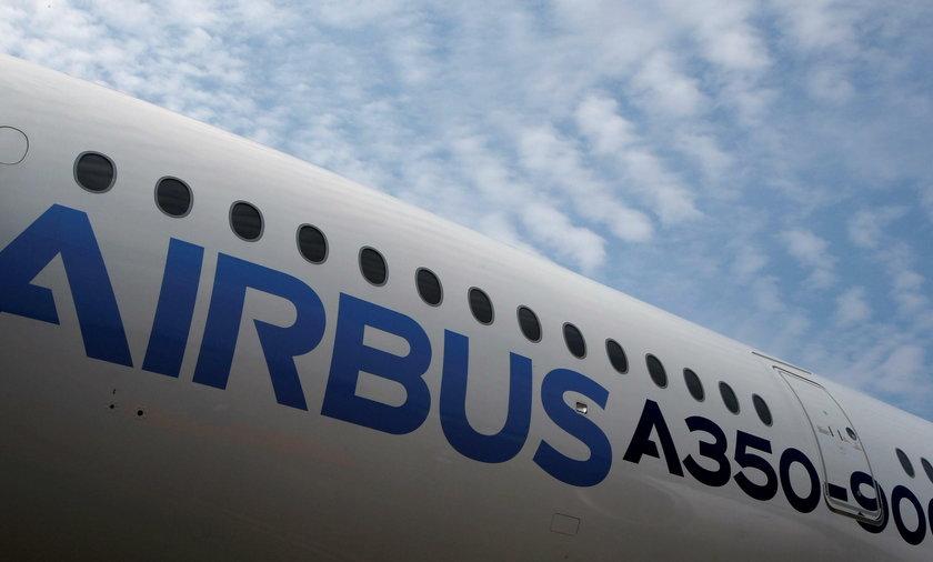 Airbus - najwyższe moce produkcyjne historii