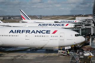 Linie Air France zawieszają loty w przestrzeni powietrznej Białorusi