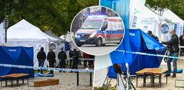 Tragedia w białym miasteczku w Warszawie! Nie żyje 94-latek [RELACJA NA ŻYWO]