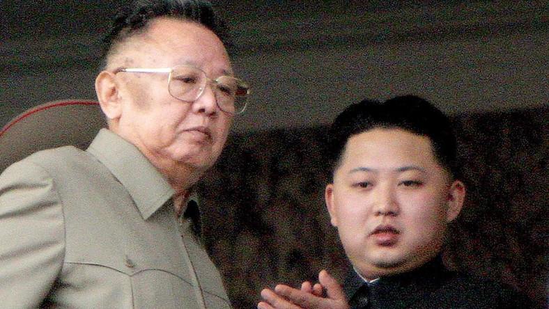 Kim Dzong Il z synem