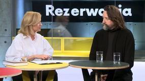 """Mariusz Grzegorzek w """"Rezerwacji"""": gra o władzę i pieniądze jest niezwykle istotnym akcentem"""