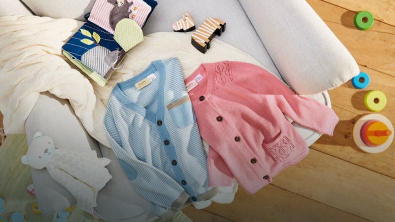Ubranka BIO dla dzieci w Lidlu