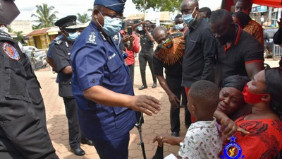 Police place GHS 20,000 bounty on the heads of bullion van robbers