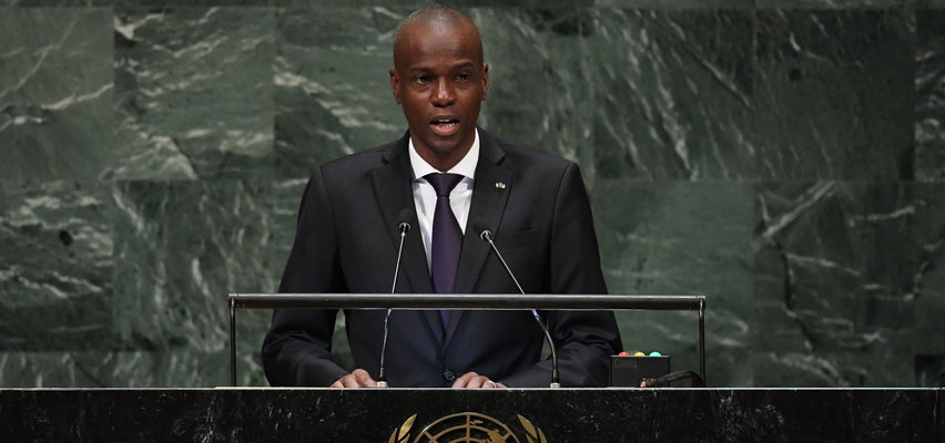 Prezydent Haiti nie żyje. Został zabity w swojej rezydencji