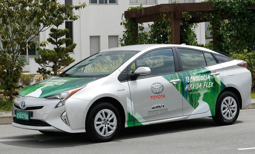 Toyota Prius FFV