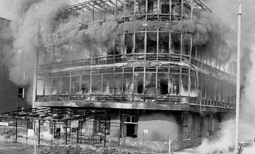 Zapomniana tragedia. 40 lat temu spłonęła szczecińska Kaskada. Zginęło 14 osób. Wśród ofiar byli uczniowie