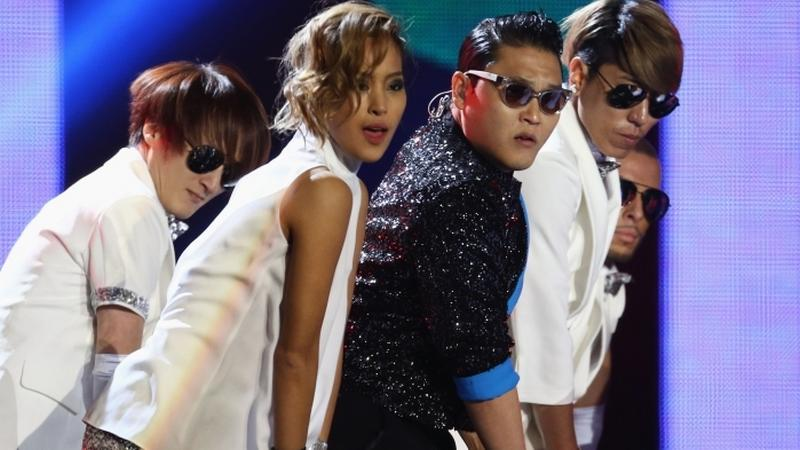 PSY (fot. Getty Images)