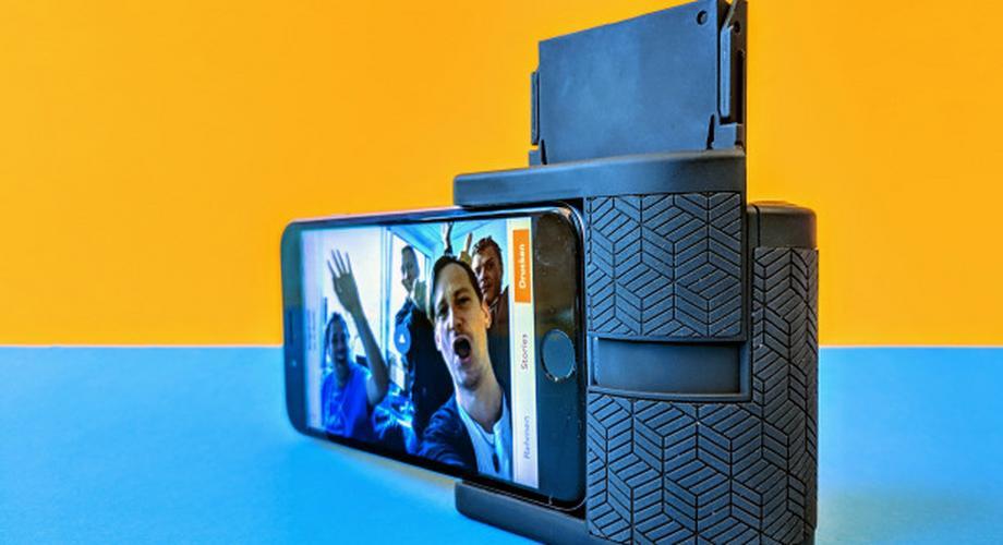 Test: Prynt Pocket macht iPhone zur Sofortbildkamera
