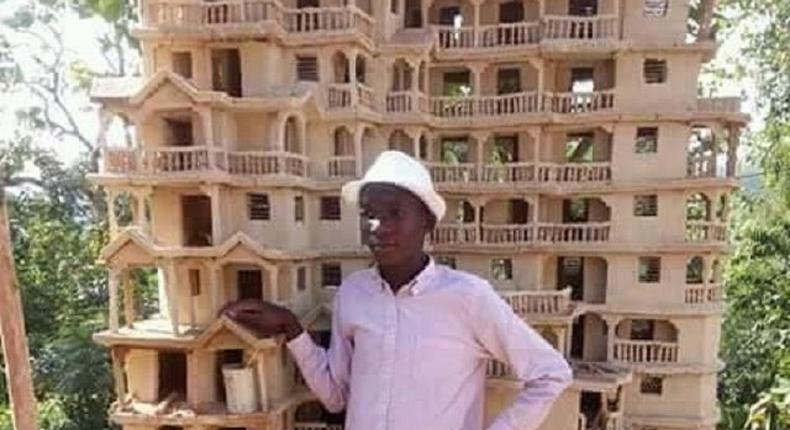 The young building engineer