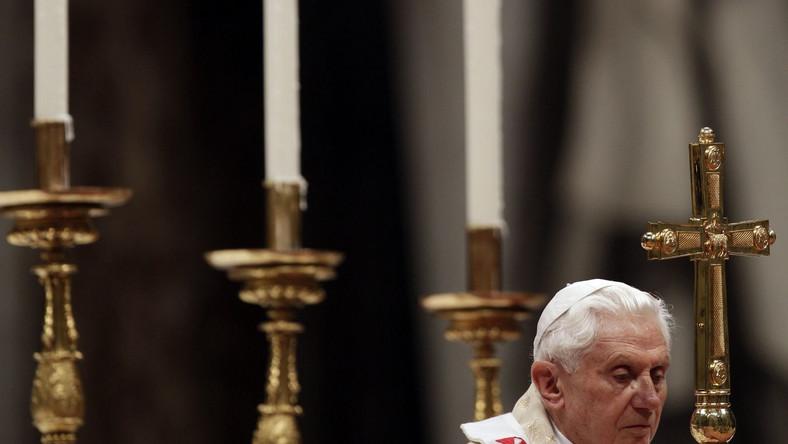 Papież zjadł kolację z żebrakami