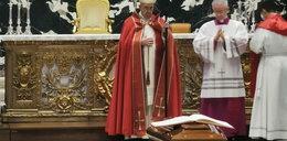 Papież pożegnał polskiego kardynała