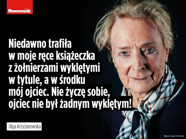 cytaty o patriotyźmie Olga Krzyżanowska i Aleksander Hall o patriotyzmie i rządach PiS  cytaty o patriotyźmie