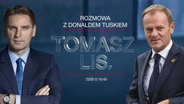 """""""Tomasz Lis. Wydanie specjalne"""". Donald Tusk o Amber Gold i polskiej opozycji"""