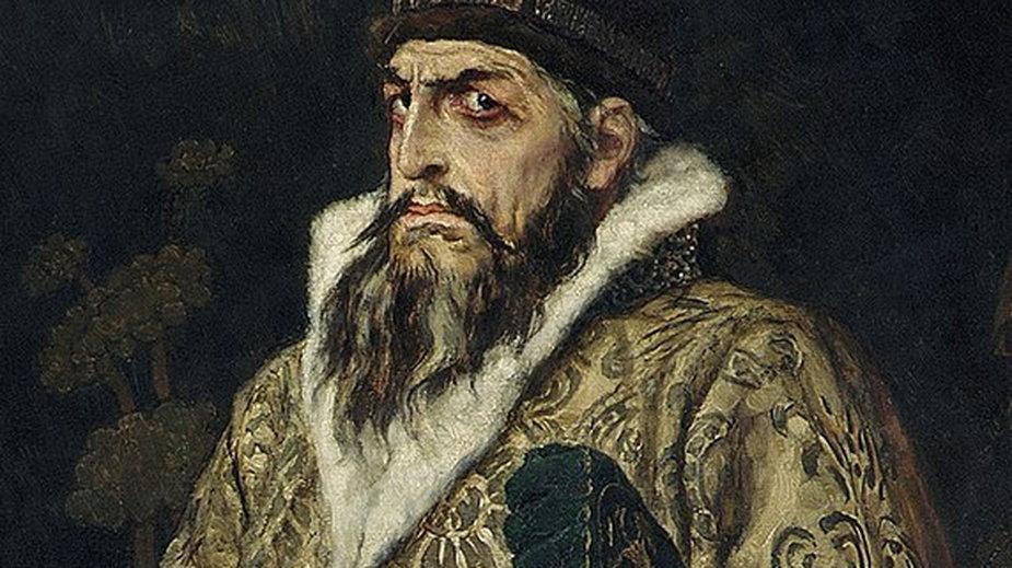 Ivan IV Groźny - domena publiczna