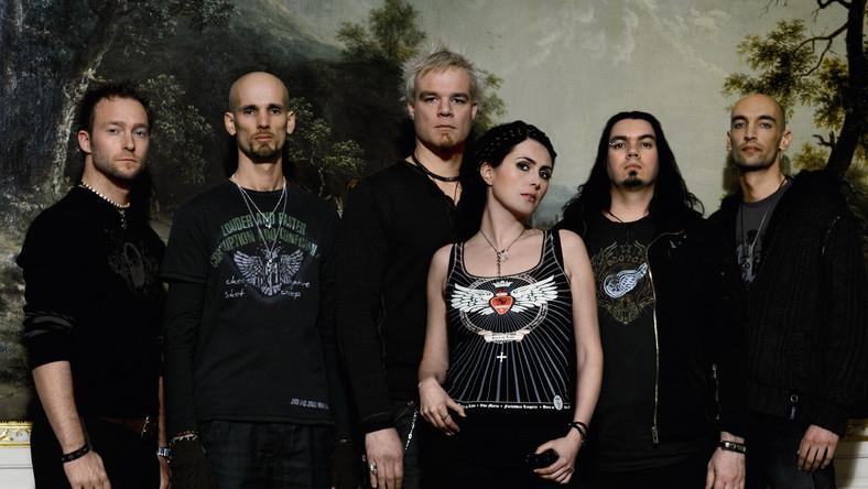 Within Temptation gwiazdąGitarowego Rekordu Guinnessa