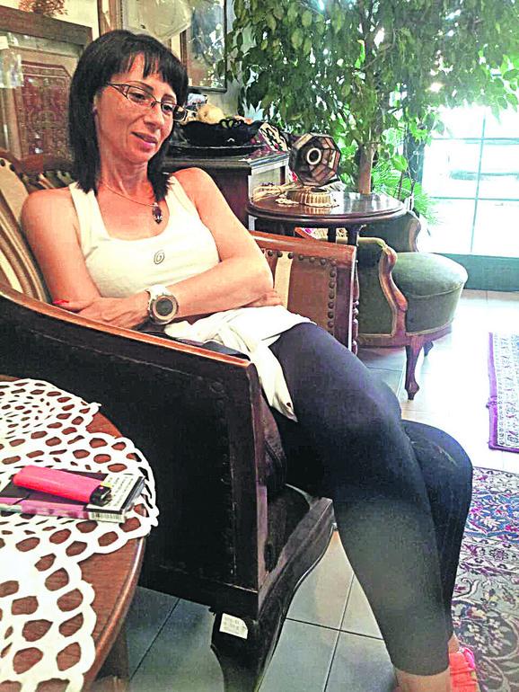 Olga Lovrić, dugogodišnja žrtva nasilja