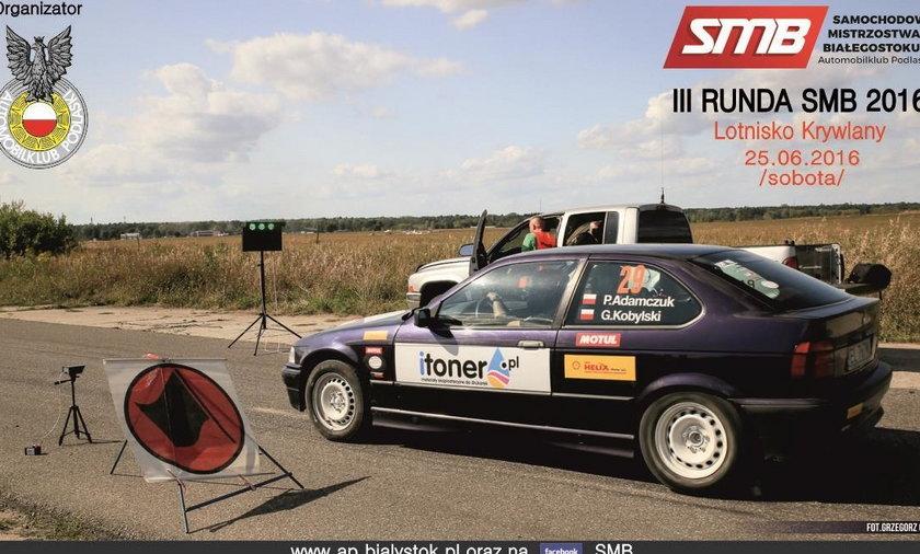 III runda Samochodowych Mistrzostw Białegostoku