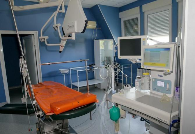 Sala za carski rez u Opttoj bolnici u Vrbasu