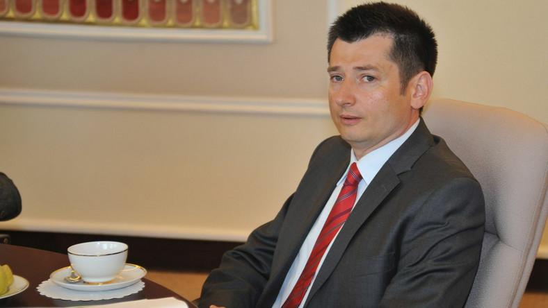 Igor Ostachowicz, doradca PR-owy Donalda Tuska, w wolnym czasie pisze książki.