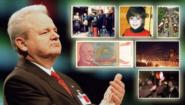 slobodan milošević pokrivalica foto RAS Srbija