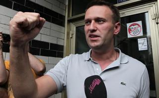 Nawalny zwolniony z komisariatu, stanie przed sądem 11 maja