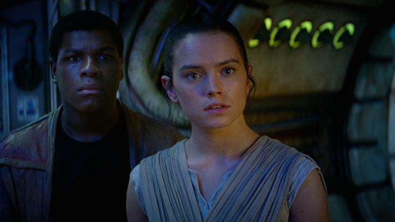 """""""Gwiezdne wojny: Część VII - Przebudzenie mocy"""": kadr z filmu"""