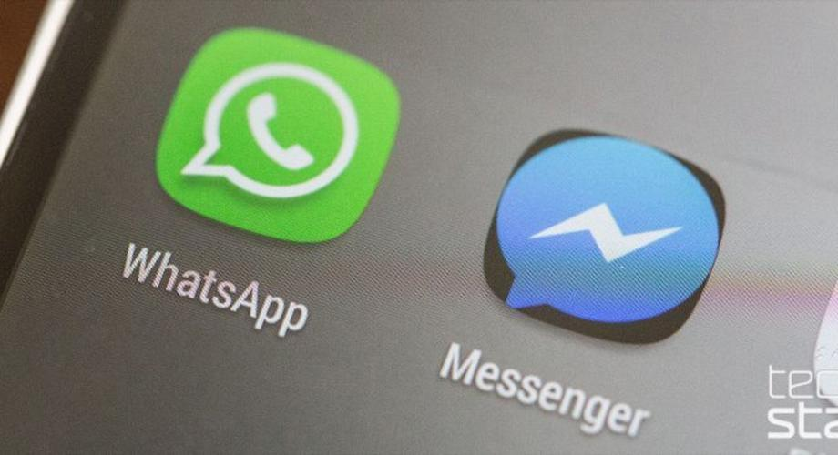 Android: Facebook-App mit WhatsApp-Integration