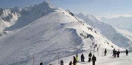 Śnieg w Tatrach zmienił kolor. Jak to możliwe?