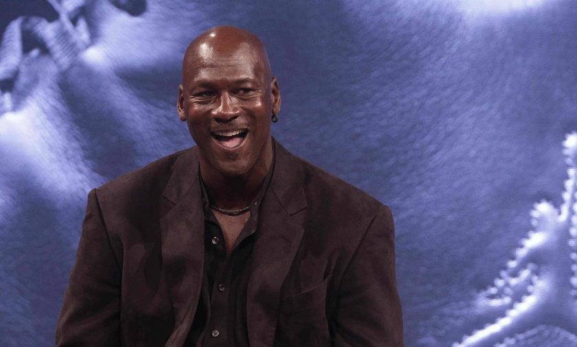 Kolejny piękny gest Michaela Jordana