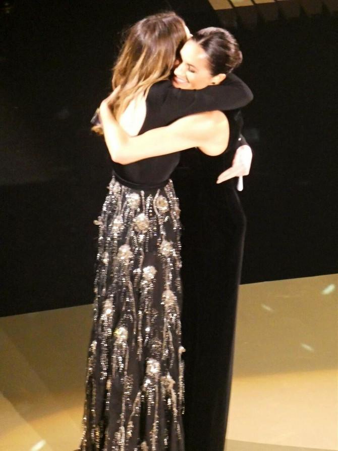 Kler i Megan na dodeli modnih nagrada