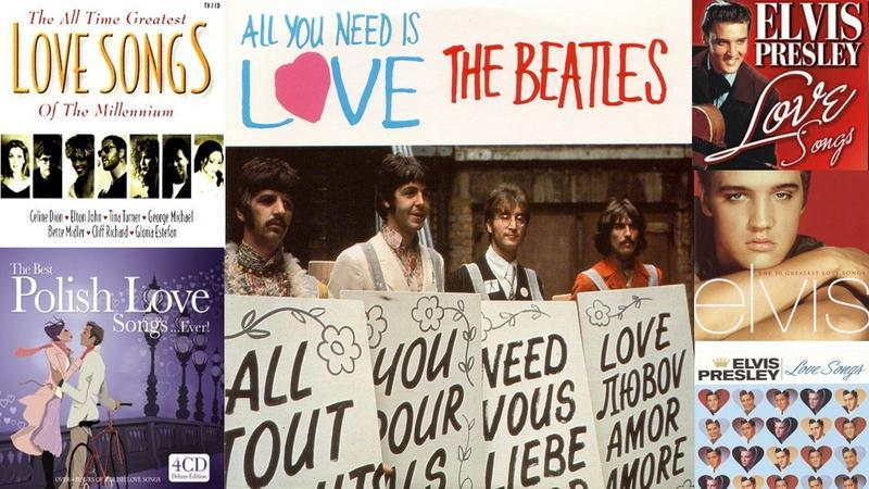 Piosenki o miłości