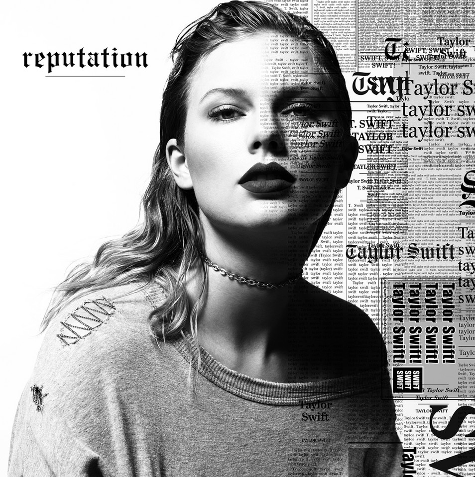 "Taylor Swift - ""Reputation"", 9"