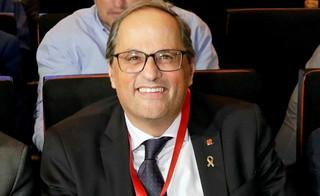Premier Katalonii złożył na siebie doniesienie do sądu