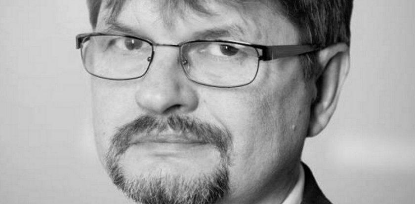 Dziennikarz nie żyje. Zmarł po ciężkiej chorobie