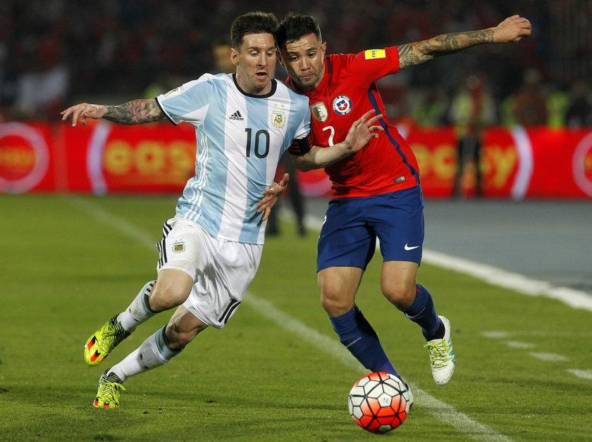 Lionel Messi nie jedzie na igrzyska w Rio
